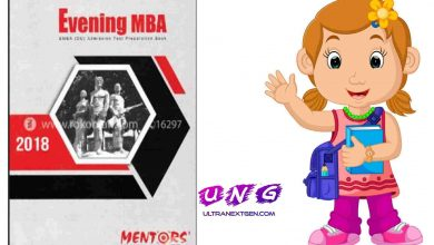 evening mba admission test book pdf download